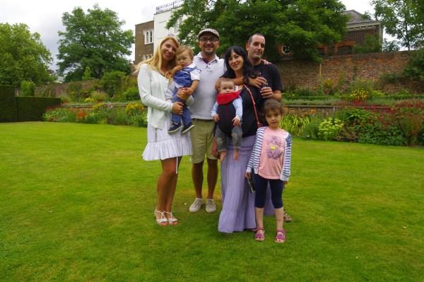 Best countryside near London: Fenton house & gardens
