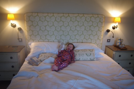 Calcot Manor with kids (cottage)