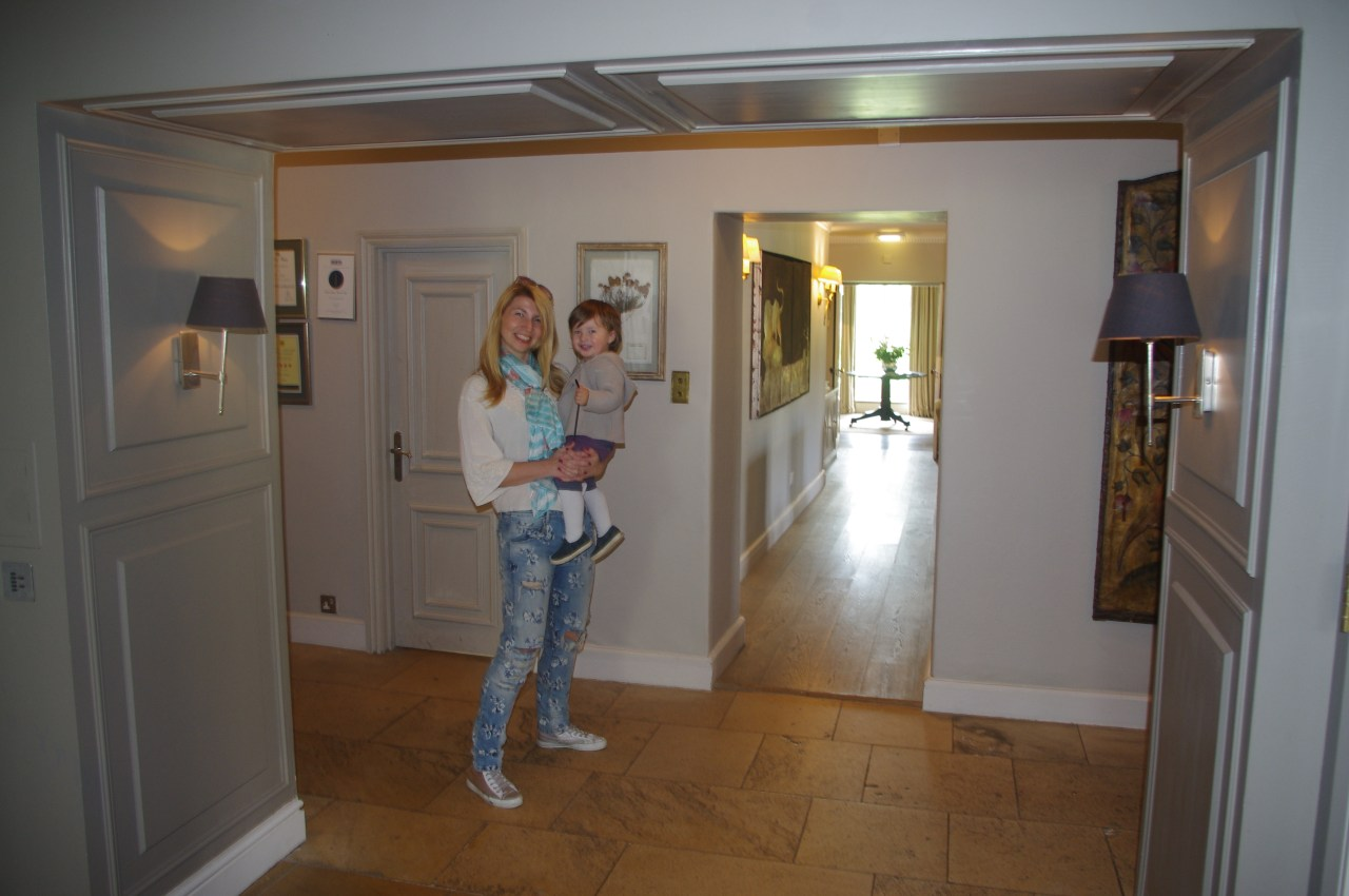 Calcot Manor with kids (restaurant)