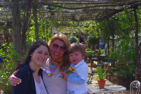 Best countryside near London: Petersham nurseries