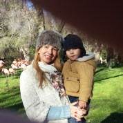 minibreak to Madrid with toddler : Zoo