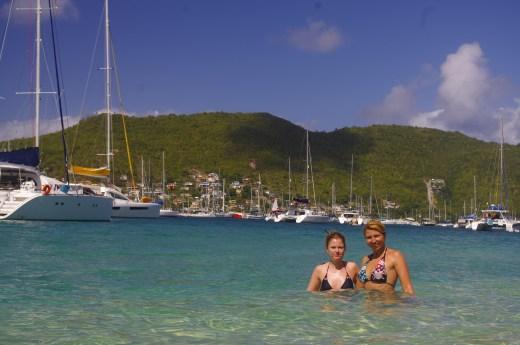 best babymoon destinations caribbean Bequia
