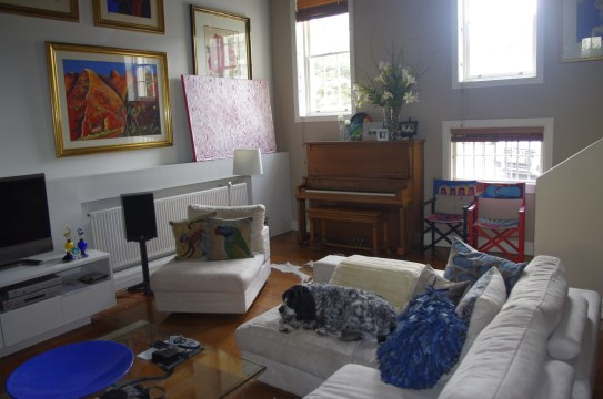 Melbourne Airbnb & dog friend