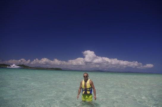 Amaizing cristal blue waters