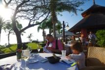 Where to stay in Tenerife - Ritz Abama restaurants