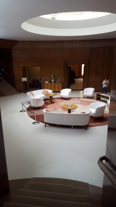 Art Deco Eltham Palace: the interiors