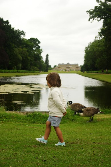 Wrest Park with kids - English Heritage days out