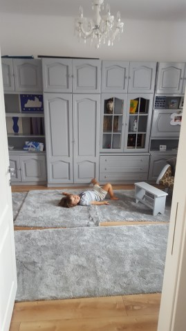 Childhood dreams: grandparents house in Brasov