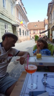 Things to do Brasov with kids: Trattoria dei Frati