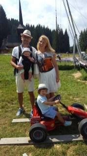 Brasov with kids: Poiana Brasov