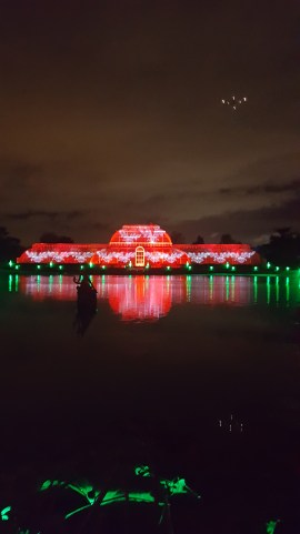 Magic at Kew Gardens
