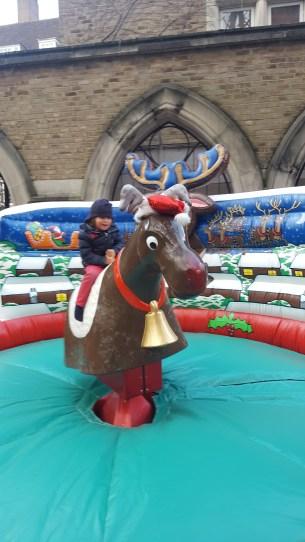 St Mary Abbots Christmas fair