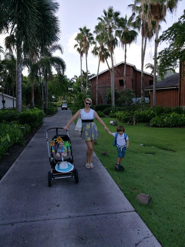 Gardens and villas Four Seasons Nevis