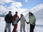Ski trip with baby? Bormio is uspoilt and vast