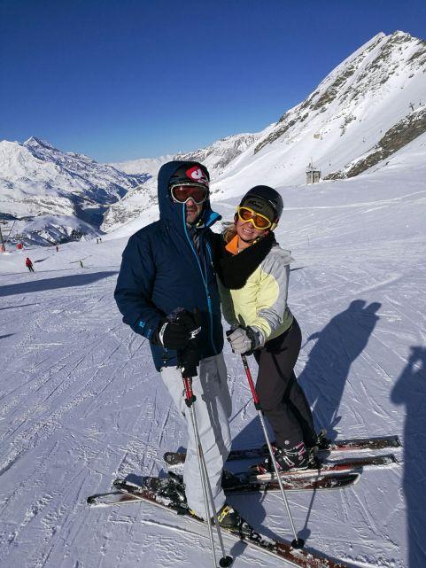 Ski holidays with kids