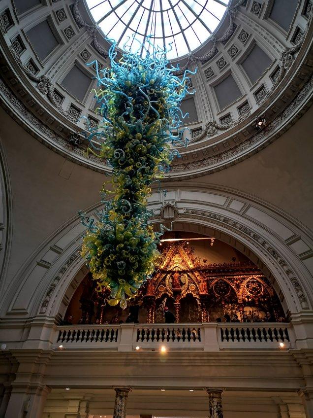 Easter activities for kids in London Victoria & Albert museum