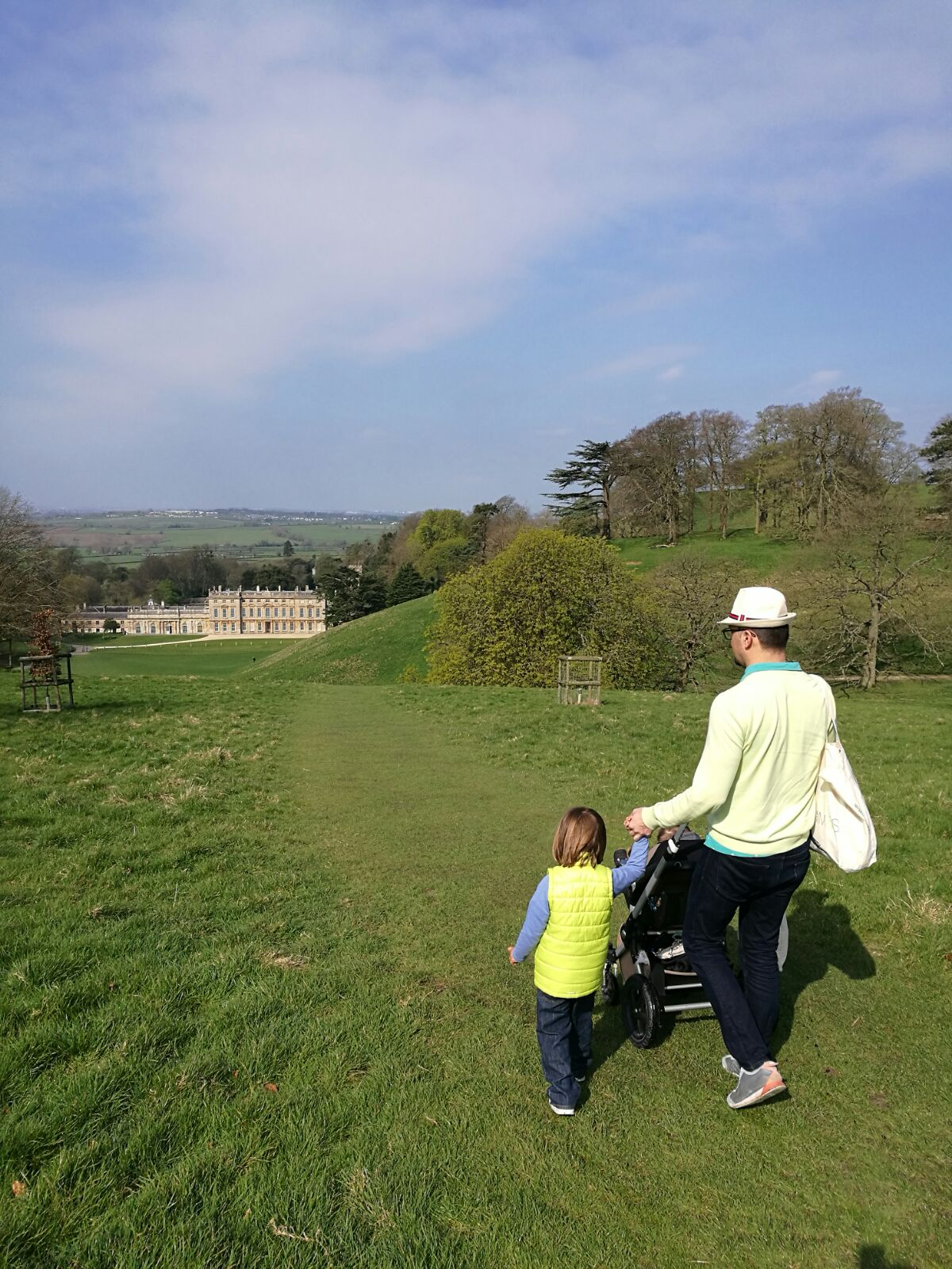 Day Out Dyrham Park, the estate