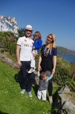 Cornwall with kids : Fowey