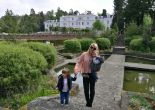 Coworth park with kids