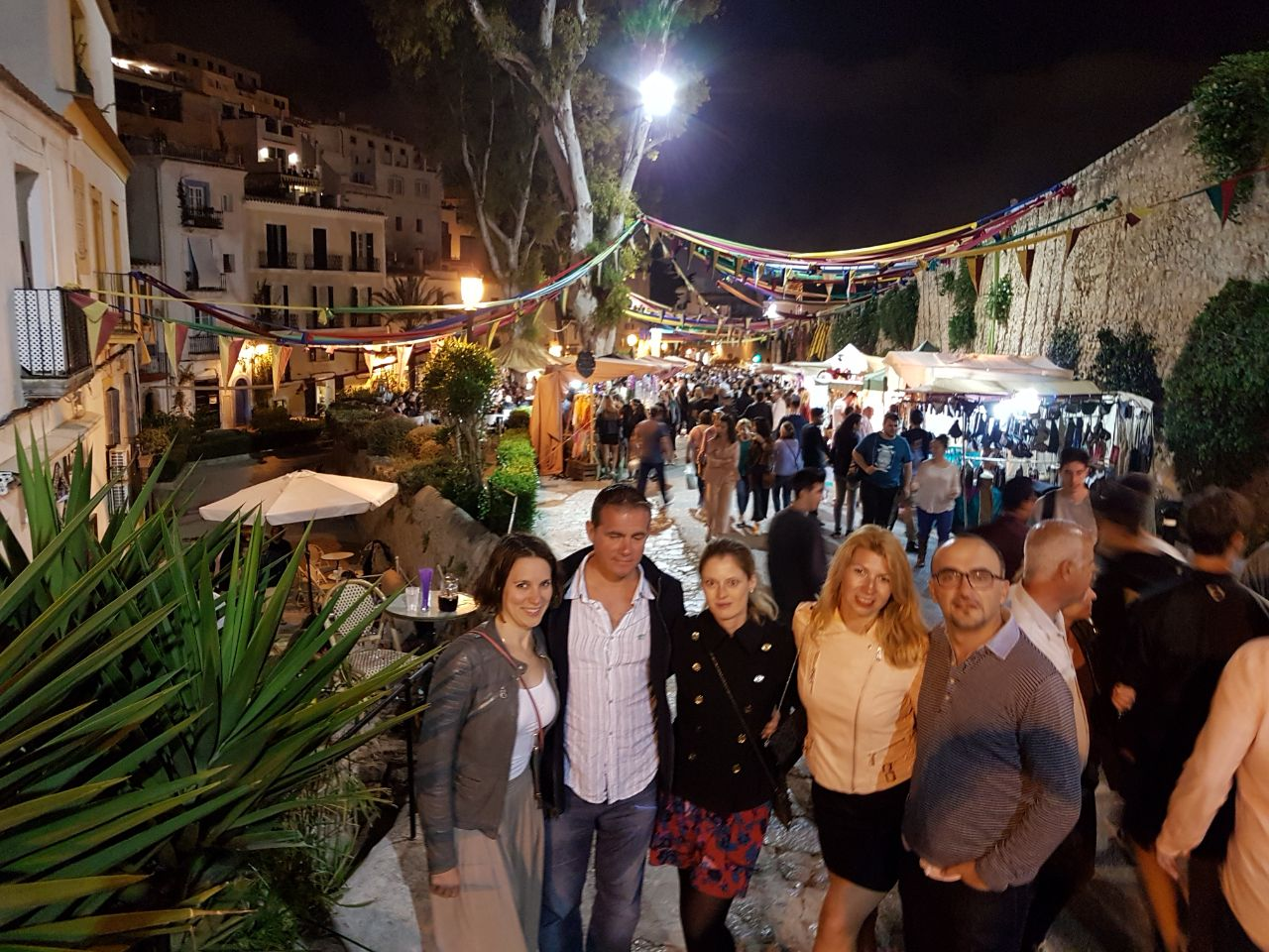 Party in the Old City
