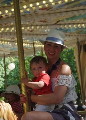 Jardin de Tuilleries carousel