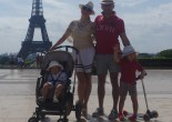 Paris with kids - La Tour Eiffel - Benefits of learning French for kids