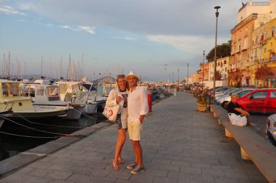 Island of Procida Italy