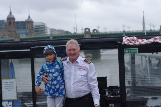 Southbank with kids: the river cruise