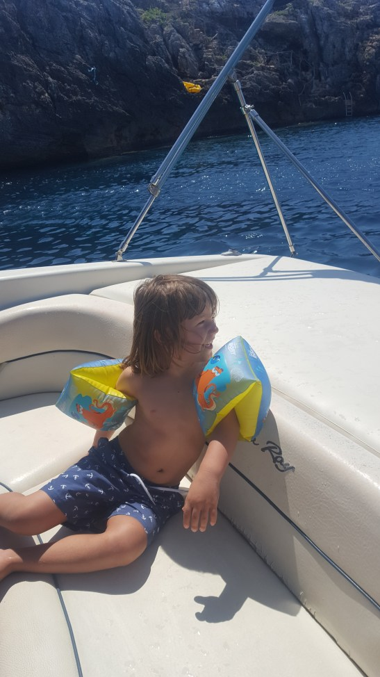 Snorkeling in Menorca