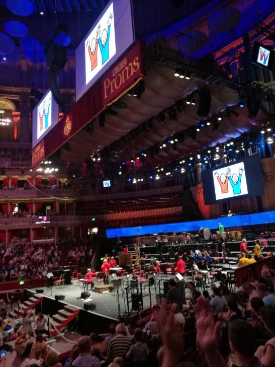 Royal Albert Hall orchestra