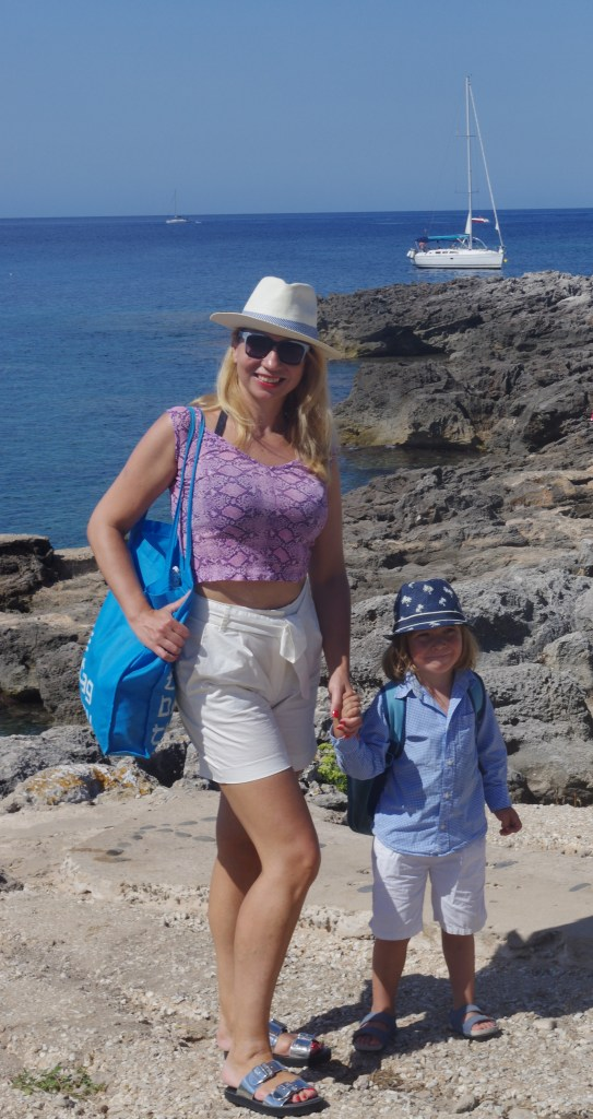 3 days in Menorca with kids