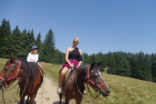 7 days in Romania: Horseriding in Poiana Brasov with or without kids @ Spiritul Cailor