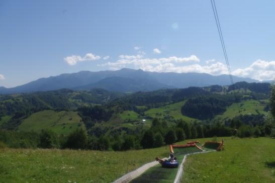 Road trip Romania with kids - Cetatea Carului