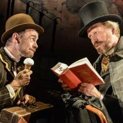 London Theatre : Jules Vernes