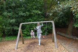 Waddesdon Manor playground