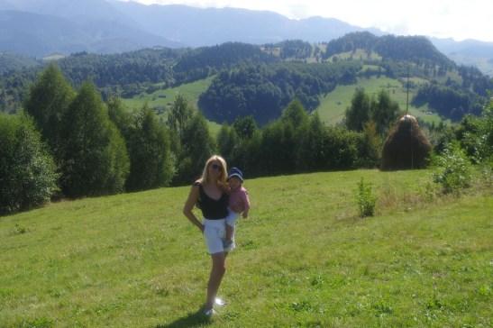 road trip Romania with kids - Fundata