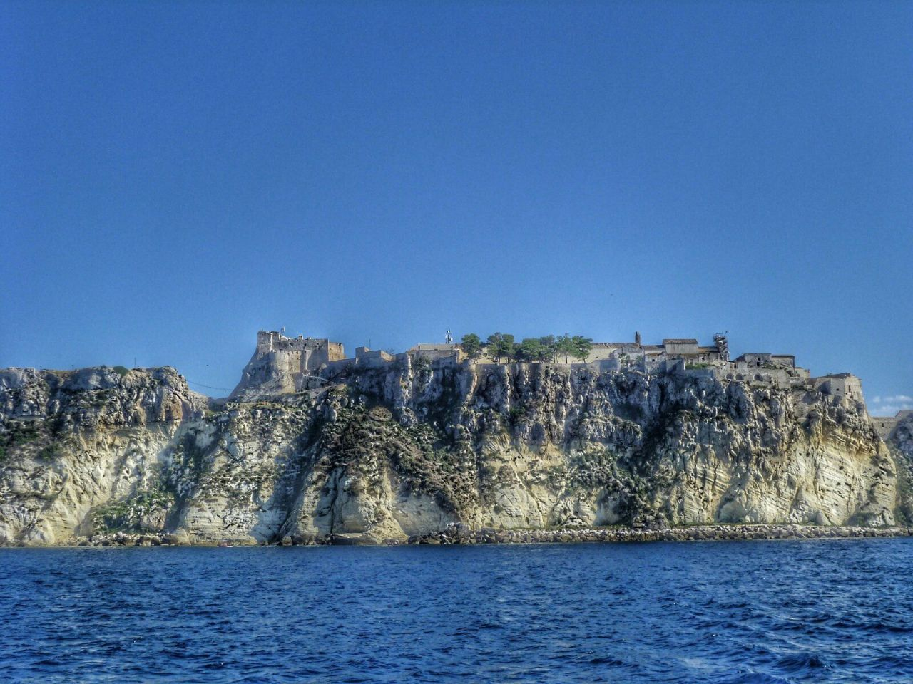 Italian coast: Tremitti islands