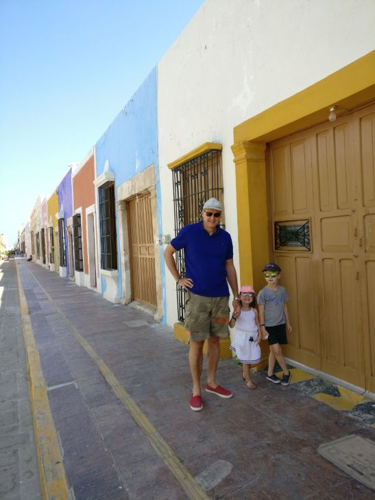 Mexico family holidays : Campeche