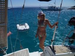 Italian coast: Tremitti islands