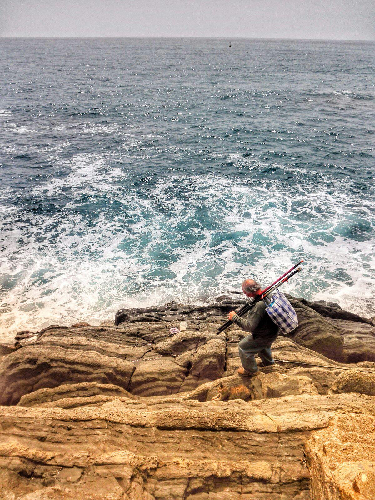 Italian coast: Cinque terre