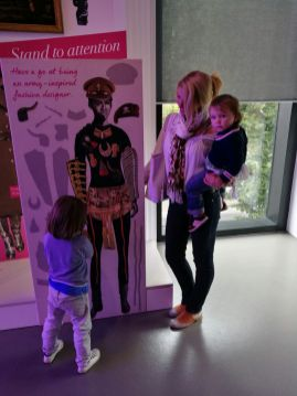 London museums for kids: NAM