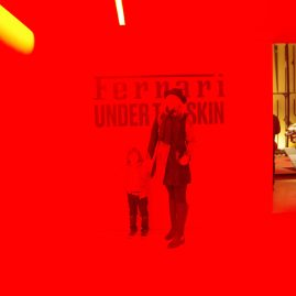 Design Museum Kensington Ferrari exhibition