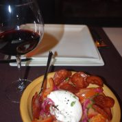 Sinaia Romania ski resort: Forest Sinaia cuisine