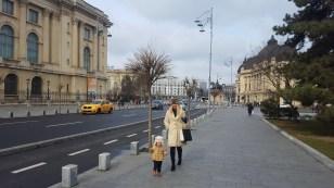 Bucharest with kids