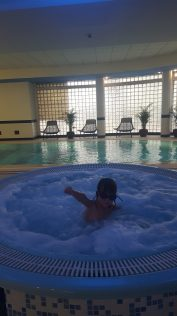 Hilton Bucharest Jacuzzi