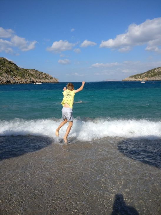 Crete with kids: Daios Cove holidays