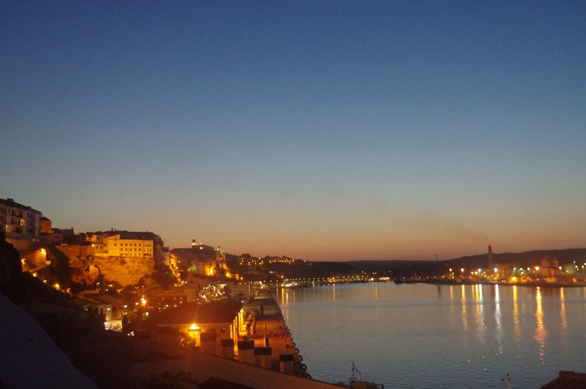 Menorca guide: best of Mahon by evening