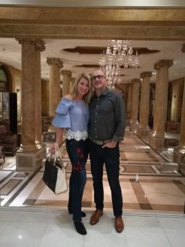 Athenee Palace Hilton Collonades