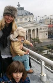 Athenee Palace Hilton with kids. Hilton bucharest executive lounge