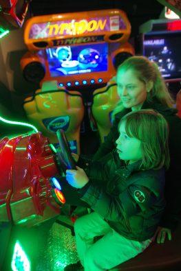 arcade games London: Queens